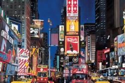 Itinerario auto-guiado personalizado de Nueva York