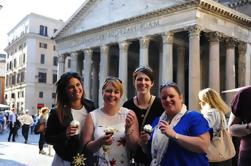 Degustaciones de postre y excursiones en Roma