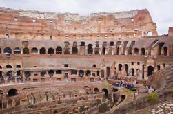 Coliseu e Roma antiga Excursão a pé em pequenos grupos