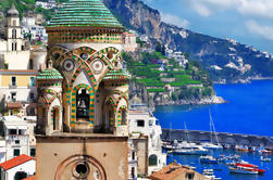 Pompeii and Amalfi Coast Adventure from Cruise Ship