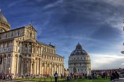 Florencia y Pisa Aventura desde el crucero en el puerto de Livorno