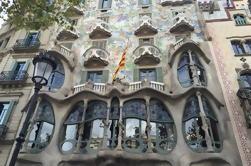 Excursión Guiada Privada Barcelona Gaudi