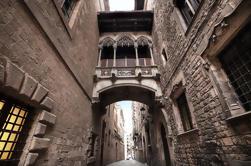 Sagrada Familia y Barcelona Destacados: Tour privado con guía de 4 horas