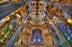 Sagrada Familia y Parc Guell Tour Familiar Privado en Barcelona