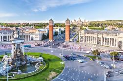 Barcelona en un día de visita guiada privada