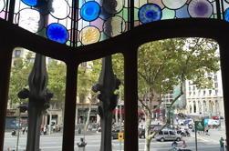 Gaudí en un tour privado guiado
