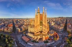 Barcelona: Entradas Gaudi y Sagrada Familia