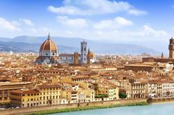 Excursão a pé em pequenos grupos em Florença