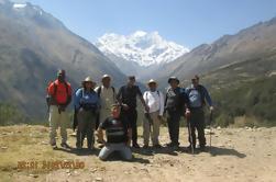 Salkantay zu Machu Picchu 5-tägiger Trekking-Tour