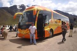 Excursão de dia inteiro de Puno a Cusco