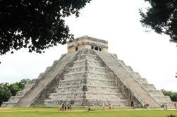 Chichén Itzá, Colonial Izamal y Cenote