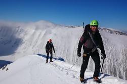 Curso de grupo de 3 días para el alpinismo de invierno en Fort William
