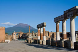 Private Shore Excursion: Naples Port to Pompeii with Sorrento or Positano Options