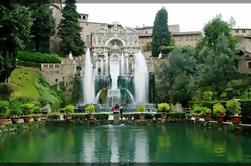 Tour privado de medio día: Tivoli y Villa D'Este de Roma