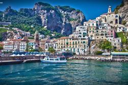 Excursión privada a la costa: Costa de Amalfi