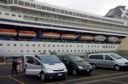 Private Transfer: de luchthaven Fiumicino naar Civitavecchia Cruise Port