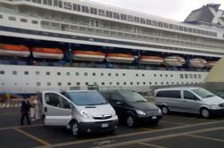Prive transfer van Civitavecchia Cruise Port naar Rome met optionele Panoramic Tour