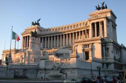 Tour privado de medio día en Roma con un conductor profesional de habla inglesa