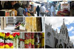 Namaste Bangalore Tour de medio día