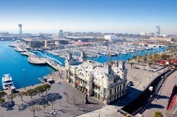 Barcelona Transfer: Central Barcelona to Cruise Port
