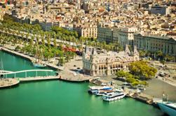 Barcelona Super Saver: Tour de turismo con teleférico de Montjuic y Tour de Montserrat