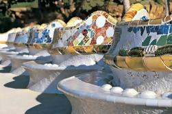 Barcelona artística incluyendo Gaudí La Sagrada Familia y Skip-the-Line Entrada al Parque Güell