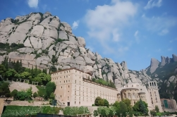 Excursion d'une demi-journée à la Basilique Royale de Montserrat à partir de Barcelone