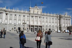 Madrid City Sightseeing e Salta la coda Palazzo Reale visita guidata