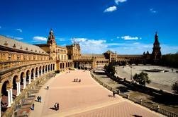 Bahnfahrt nach Sevilla durch AVE Zug