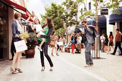 Las Rozas Village Shopping tur fra Madrid