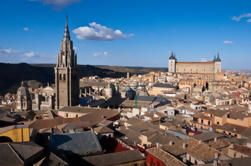 Madrid Super Saver: Monasterio de El Escorial y Toledo de Madrid