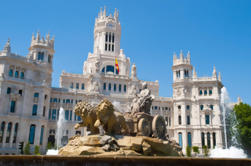 Madrid Super Saver: Toledo Halvdagstur og Panoramic Madrid Sightseeing Tour