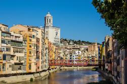 Excursión de día guiada de Girona y Montserrat desde Barcelona