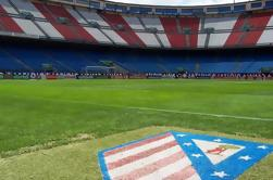 Atlético de Madrid Football Stadium Tour e Museo