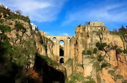 8-Day Spain Tour from Madrid: Cordoba, Seville, Ronda, Costa del Sol, Granada and Toledo