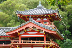 Uji que camina con la ceremonia del té de Kyoto