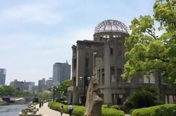 Hiroshima Peace Memorial Park y la isla de Miyajima
