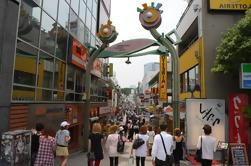 Tour a pie de moda de Harajuku