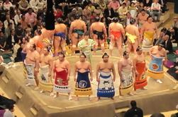 Torneo de lucha de Sumo de Tokio