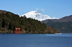 Excursión de 2 días al Monte Fuji, Hakone y Bullet desde Tokio