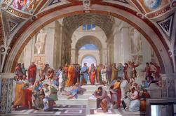 Skip the Line: Museus do Vaticano e Capela Sistina Excursão noturna em grupo pequeno