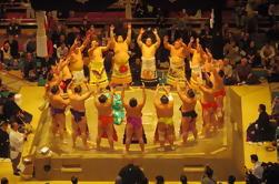 Torneo de Sumo en Tokio