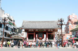 Excursión a pie personalizado de Tokio a un día completo en Tokio