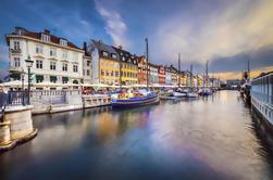 Excursión por el Canal de Copenhague con la entrada Skip-the-Line a Tivoli Gardens