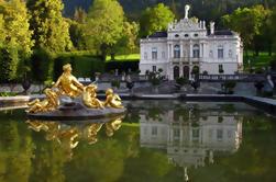 Tour de 4 días desde Munich a Frankfurt: Ruta Romántica, Rothenburg, Augsburgo, Castillo de Neuschwanstein
