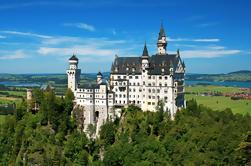 Múnich de 4 días a Frankfurt - Ruta Romántica, Linderhof, Hohenschwangau, Neuschwanstein