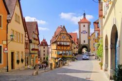 3 días de Munich a Frankfurt Tour - Ruta Romántica, Rothenburg, Hohenschwangau, Neuschwanstein