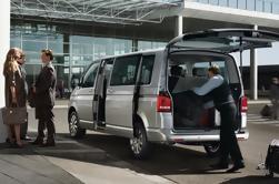 Inglés Hablando Minibus privado Traslado de llegada desde el aeropuerto de Riga
