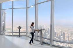 Dubai Kaleidoscope City Tour: Café de Poseidón y Burj Khalifa