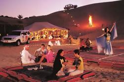 Safari del desierto de Dubai 4x4 con la impulsión de la bici del patio de Dubai